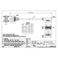 Cablu de extensie OBD -II 1962M la J1962F