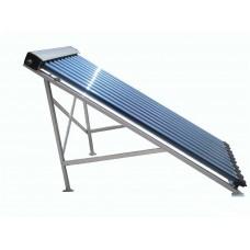 Panou solar termic presurizat, SUN POWER SOLAR, 12 tuburi, 110 l