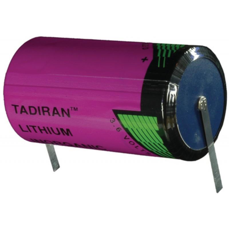 Baterie litiu Tadiran SL-2780/T D 3,6 V 19 Ah