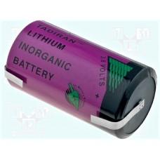 Baterie litiu SL-2880/T D 3,6V 19Ah