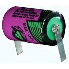 Baterie litiu Tadiran SL-850/T  ½ AA 3,6V 1,2Ah