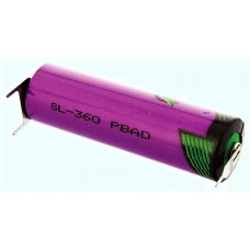Baterie litiu  SL-360/PTP AA 3,6 V 2,4 Ah
