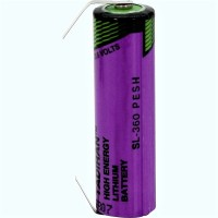Baterie litiu SL-360/T AA 3,6 V 2,4 Ah
