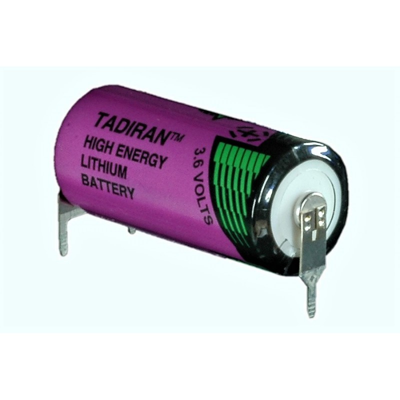 Baterie litiu SL-361/PT 2/3 AA 3,6 V 1,6 Ah