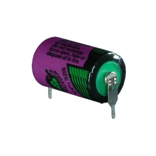 Baterie litiu Tadiran SL-750/PR  ½ AA 3,6V 1,1Ah