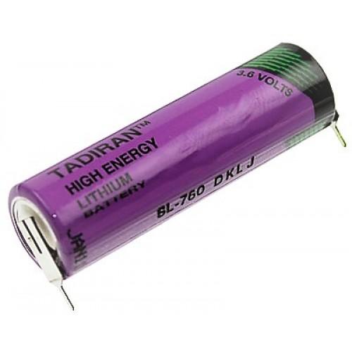 Baterie litiu Tadiran SL-760/PR AA 3,6V 2,2Ah