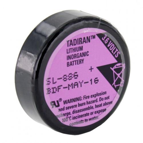 Baterie litiu Tadiran SL-886 1⁄6 D 3,6V, 1,7Ah