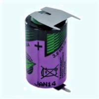 Baterie litiu Tadiran SL-550/PTP ½ AA 3,6 V 0,9 Ah