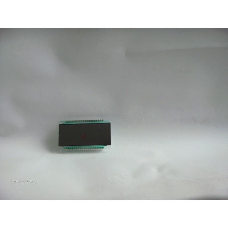 Panou cu segmente LCD model DE 120-20/7,5