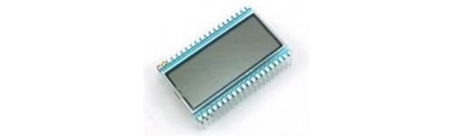 Panouri cu segmente LCD