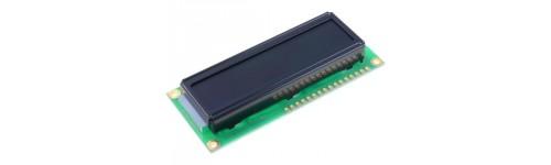 Module alfanumerice LCD seria JA